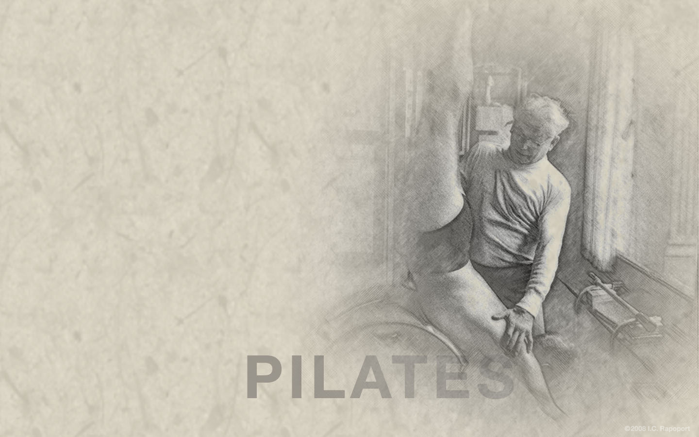 joseph pilates Joseph humbertus pilates was a man who believed completely in his method and practiced what he prescribed to others well into his eighties even as an older man he was quite robust and vital until his death, at the age of 87.