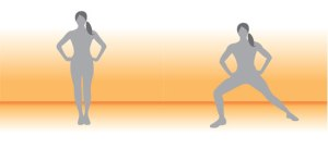 side-lunges